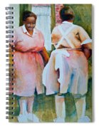 Housekeepers Of Soniat House Spiral Notebook