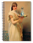Housemaid  Spiral Notebook