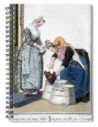 Housewife, 1811 Spiral Notebook