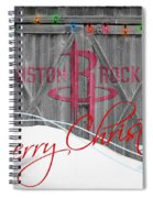 Houston Rockets Spiral Notebook