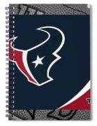 Houston Texans Spiral Notebook