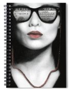How Do I Love Thee...let Me Count Your Money Spiral Notebook