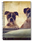 How Much Is That Doggie In The Window? Spiral Notebook