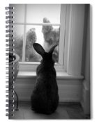 How Much Is The Doggie In The Window? Spiral Notebook