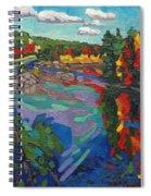 Howry Creek Campsite Spiral Notebook