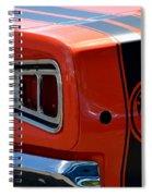 Hr164 Spiral Notebook