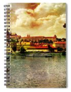 Hradczany - Prague Spiral Notebook
