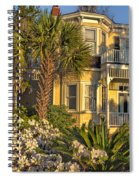 Hsle Of Hope Victorian Spiral Notebook