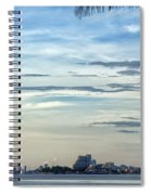 Hua Hin Coastline 02 Spiral Notebook