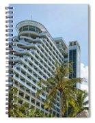 Hua Hin Hotel Spiral Notebook