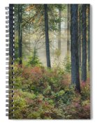 Huckleberry Patch Spiral Notebook
