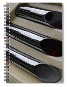 Hudson Italia 1 Spiral Notebook