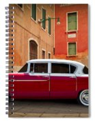 Hudson Wasp 1955 Spiral Notebook