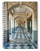 Hudson's Bay Company Spiral Notebook