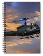 Huey - Vietnam Workhorse Spiral Notebook
