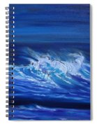 Wave V Jenny Lee Discount Spiral Notebook