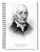 Hugh Williamson (1735-1819) Spiral Notebook