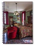 Huguette Clark's Bedroom -- Butte Montana Spiral Notebook