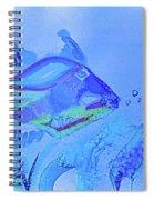Huma Huma Spiral Notebook