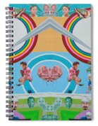 Human Connection Spiral Notebook