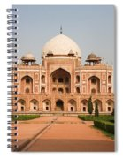 Humayuns Tomb Spiral Notebook
