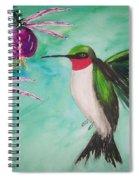 Hummer Simplicity Spiral Notebook