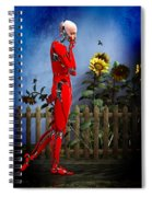 Hummingbirds Spiral Notebook