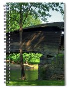 Humpback Covered Bridge 2 Spiral Notebook