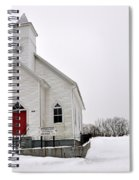 Humphreys Chapel Spiral Notebook