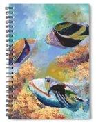 Humuhumu 3 Spiral Notebook