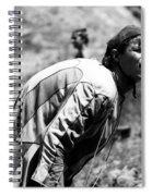 Hunchback Spiral Notebook