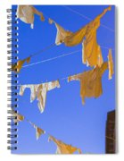 Hung Out To Dry 2 Spiral Notebook