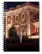 Hunter Museum By Night 1 Spiral Notebook
