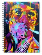 Hunter S Thompson Spiral Notebook