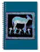 Hunters  Dream Spiral Notebook
