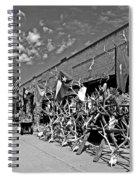 Hunter's Paradise Spiral Notebook