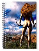 Hunting Edens Edge Spiral Notebook