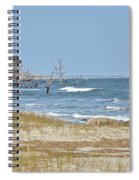 Hunting Island State Park Spiral Notebook