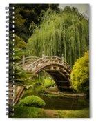 Huntington Japanese Garden No 3 Spiral Notebook