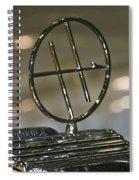 Hupmobile Spiral Notebook