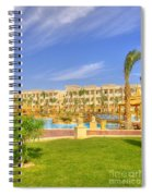 Hurghada Hotel 02 Spiral Notebook