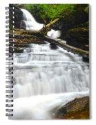 Huron Falls Spiral Notebook