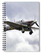 Hurricane Lf363 Spiral Notebook