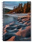 Hush Spiral Notebook