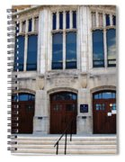 Hutchinson Central Technical High School Spiral Notebook