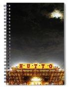 Hutto Hippo Stadium Spiral Notebook