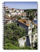 Hvar Harbor Spiral Notebook