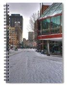 Hyatt Regency Buffalo V2 Spiral Notebook