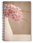 Hyazinth In A Vase Spiral Notebook