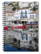Hydra Port Spiral Notebook